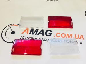 Купить Задняя оптика (плафоны) ВАЗ 2101 бело-красные