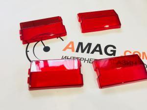 Купить Задняя оптика (плафоны) ВАЗ 2101 (красные)