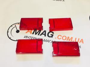 Купить Задняя оптика (плафоны)  ВАЗ 21011-013 (красная)