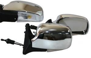 Купить Зеркала ВАЗ 2101-07, с повторителем (Хром)