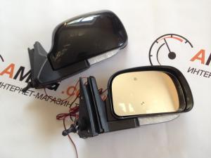 Купить Зеркала ВАЗ 2104-05-07 с повторителем (BLACK)