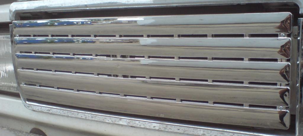 Сделать решетку радиатора своими руками видео