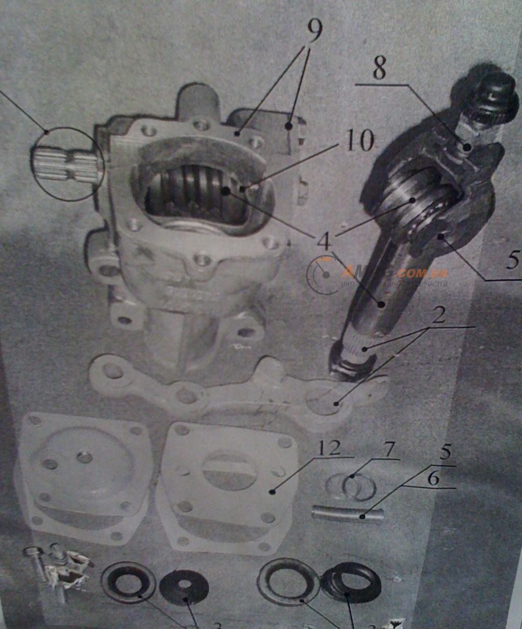 Рулевая колонка ваз 2121 ремонт своими руками