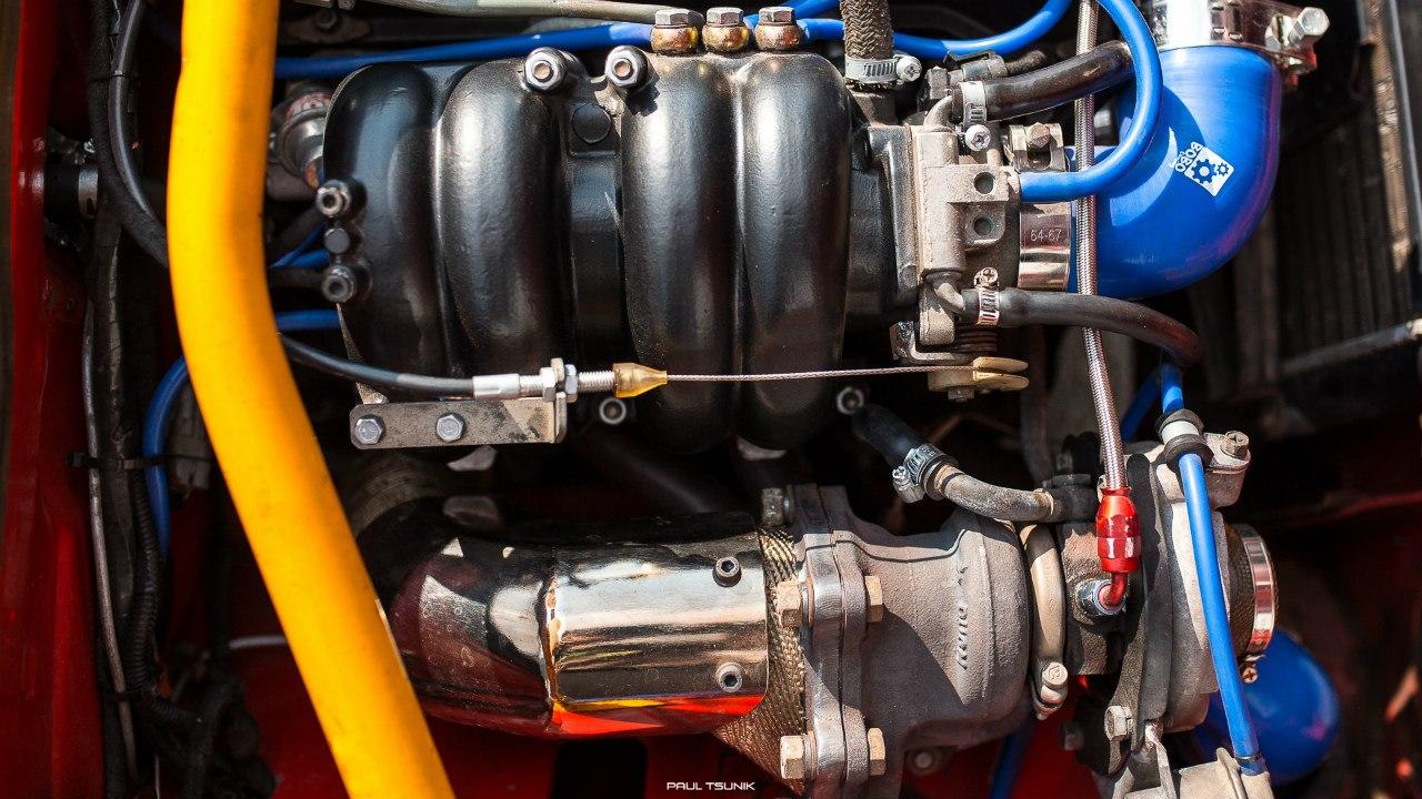 Как форсировать двигатель своими руками 881